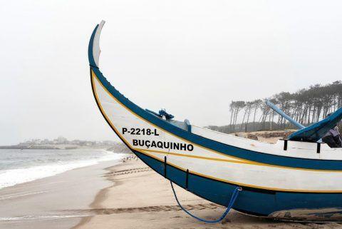Praia Vila Cortegaça