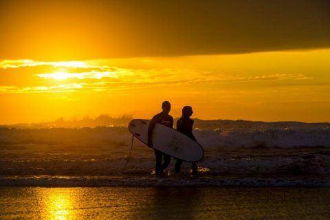 Praia de Cortegaça Surf