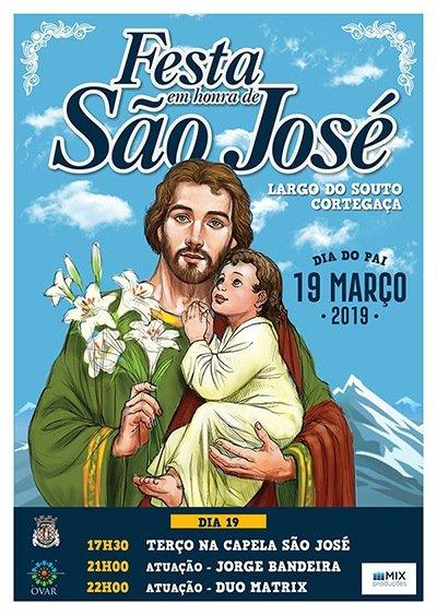 Festa Cortegaça São José