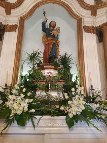 Altar de S. Jose