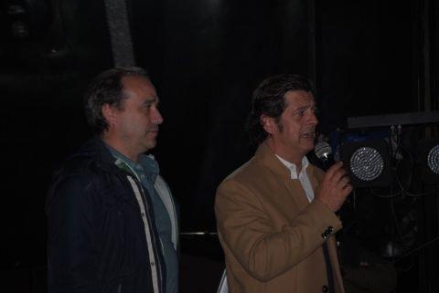 Sérgio Vicente e Salvador Malheiro